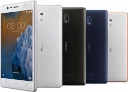 Se pone a la venta en España el Nokia 3, con Android Nougat y pantalla polarizada