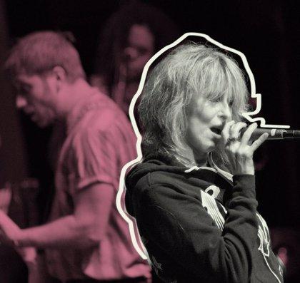 The Pretenders actúa con entrada libre este viernes en la playa de la Zurriola en el 52 Heineken Jazzaldia donostiarra