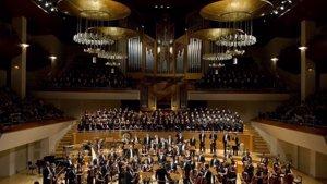 La Fundación Excelentia y el Orfeón Donostiarra interpretarán mañana 'La Novena de Beethoven'