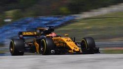 Vettel firma el tiempo más rápido en el regreso de Kubica en Hungría