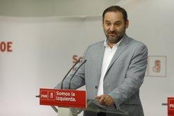 Ábalos (PSOE) lamenta la situación