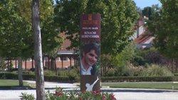 Unas pistas de patinaje de Algete (Madrid) llevarán el nombre de Ignacio Echeverría, fallecido en el atentado de Londres