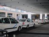 Taxistas malagueños expresan su