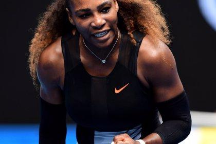 Serena Williams intentará regresar al circuito en el Abierto de Australia, tres meses después de dar a luz