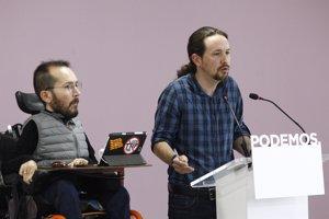 Cargos de Podemos respaldan a la presidenta de la Comisión de Garantías expedientada por la Ejecutiva de Pablo Iglesias