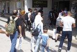Un total de 164 refugiados de nacionalidad siria, irquí y yemení llegan a España procedentes de Grecia