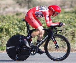 Chris Froome (Sky) competirá en la contrarreloj del Mundial de Bergen
