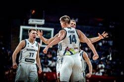 Eslovenia gana a Letonia y será el rival de España en las semifinales del Eurobasket