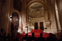 El Rey Felipe rinde tributo