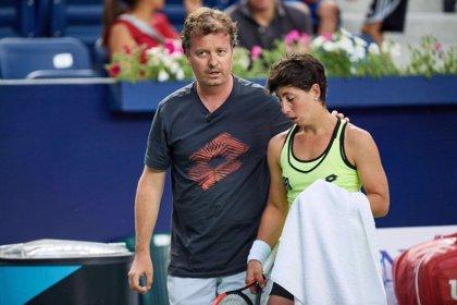 Carla Suárez pierde en la primera ronda del Toray Pan Pacific contra la eslovaca Cibulkova