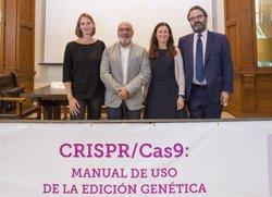 Expertos piden prudencia y un debate ético sobre la aplicación del nuevo sistema de edición genética 'CRISPR-Cas9'