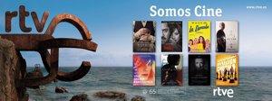 El Festival de Cine de San Sebastián, protagonista desde mañana en la programación de RTVE en su 65ª Edición