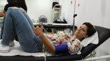 Patricia Cabrera sufre un cólico y será duda para el Concurso de Triples