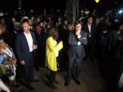 Puigdemont acusa a Rajoy de vulnerar la Constitución con prácticas de