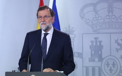 Rajoy prevé cancelar su viaje a Tallin para el Consejo Europeo por la situación política española