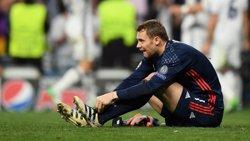 El regreso de Manuel Neuer se podría retrasar hasta marzo