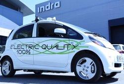 Indra inicia pruebas en Madrid de conducción autónoma