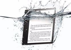 Amazon presenta el 'e-reader' Kindle Oasis, el más grande de la gama con una pantalla de siete pulgadas