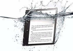 Amazon convierte al 'e-reader' Kindle Oasis en el más grande de la gama con una pantalla de siete pulgadas
