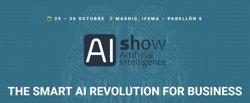 Madrid acogerá AIshow, la 1ª feria de IA en España, para profundizar en sus potencialidades sociales y empresariales