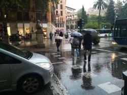 Tiempo inestable con lluvias, nieve y viento en el norte de España al menos hasta el martes