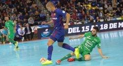 (Crónica) El Barça no pasa del empate frente al Osasuna Magna