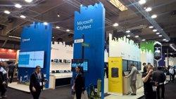 Microsoft refuerza su apuesta por las ciudades inteligentes en Smart City Expo 2017