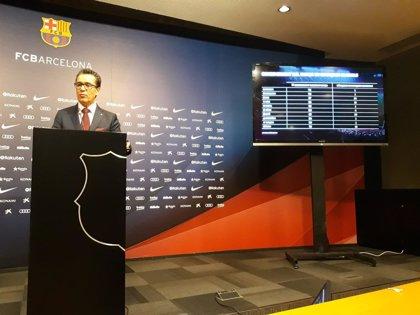 El Barça dice que es el club deportivo más conocido en el mundo, pero en España está por detrás del Real Madrid