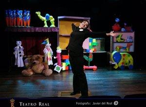 El Teatro Real acoge el espectáculo 'El desván de los juguetes' del 18 al 26 de noviembre