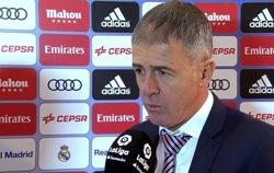 Lucas Alcaraz, nuevo entrenador de la UD Almería