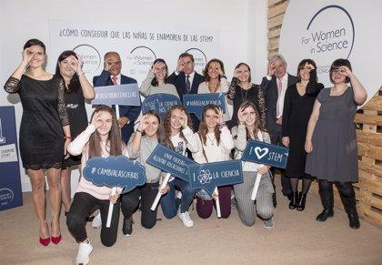 L'Oréal lanza una campaña para impulsar la presencia de mujeres en las carreras de ciencia y tecnología