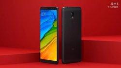 Xiaomi presenta los 'smartphones' Redmi 5 y Redmi 5 Plus, dos gama media con relación de pantalla 18:9
