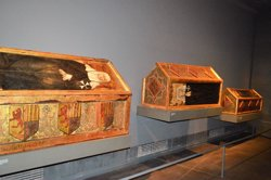 Un juez autoriza a la Guardia Civil a trasladar arte del Museo de Lleida a Huesca a partir de las 00.00 horas del lunes