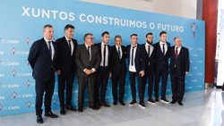 El Celta construirá su nueva ciudad deportiva en Mos