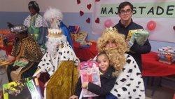 La campaña 'Una Sonrisa por Navidad' llevará regalos a cerca de 10.000 niños con escasos recursos