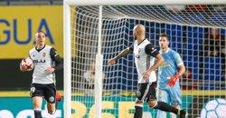 (Crónica) El Valencia empata en Las Palmas, Sevilla y Alavés apuntan a cuartos de Copa