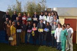 Atienden a más de 20.000 alumnos en aulas hospitalarias y en sus propios domicilios por motivos de salud