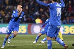 (Crónica) El Getafe hunde al Málaga con un gol de Cala en la recta final