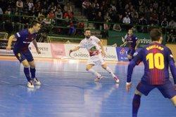 (Crónica) El Barça Lassa sufre para derrotar a domicilio a Naturpellet Segovia