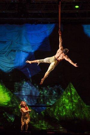 El Circo del Sol llegará a Andorra con un espectáculo inédito sobre divas de la música de los años 80 y 90