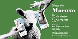 La ópera española 'Maruxa' vuelve al Teatro de la Zarzuela en forma de homenaje a la