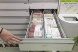 El mercado farmacéutico ha crecido un 0,8% en España en los últimos doce meses, según datos de hmR