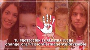 La petición del padre de Diana Quer en contra de derogar la prisión permanente revisable supera las 620.000 firmas