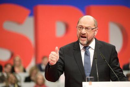 El SPD celebra una votación crucial sobre su incorporación a las negociaciones de gobierno con Merkel