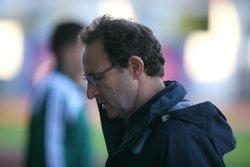 Martin O'Neill renueva como seleccionador de Irlanda hasta 2020