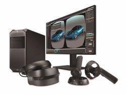 HP renueva su ordenador HP Z4 Workstation con procesadores Intel Xeon o Core X, para orientarlo a la realidad virtual