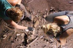 Investigadores observan que los primeros cabellos teñidos de la historia formaban parte de rituales funerarios