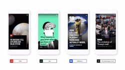 Google introduce 'stories' de noticias para búsquedas realizadas a través de dispositivos móviles