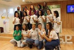 Presentado el equipo de boxeo femenino concentrado en el Centro de Alto Rendimiento de Madrid