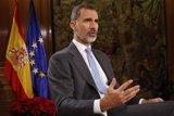 El Rey vuelve a Cataluña por primera vez tras el 1-O asistiendo al Mobile World Congress el domingo 25